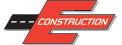 E-Construction LTD Logo